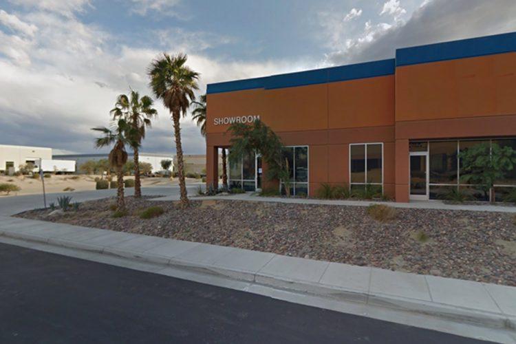 New California Headquarters